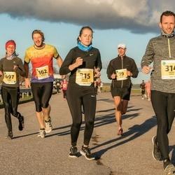 45. Saaremaa kolme päeva jooks - Martins Platacis (162), Ander Avila (314), Melissa Tuuling (315), Agnese Gaile (497)