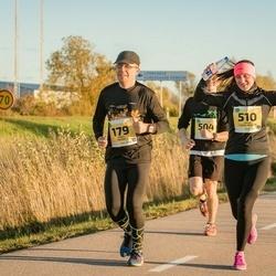 45. Saaremaa kolme päeva jooks - Erkki Naaris (179), Jaana Leidas-Meerits (510)