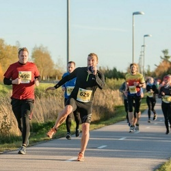 45. Saaremaa kolme päeva jooks - Jaan Naaber (498), Silver Tulik (629)