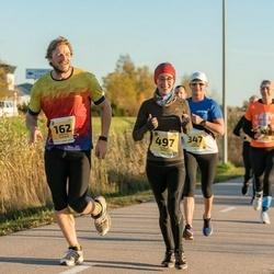 45. Saaremaa kolme päeva jooks - Martins Platacis (162), Mare Mändla (347), Agnese Gaile (497)