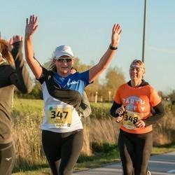45. Saaremaa kolme päeva jooks - Mare Mändla (347), Kaie Henno (348)