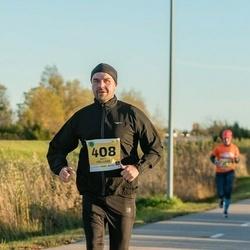 45. Saaremaa kolme päeva jooks - Ahti Põlluäär (408)