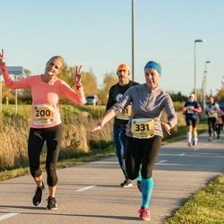 45. Saaremaa kolme päeva jooks - Kristi Huttunen (200), Epp Välba (331)
