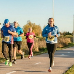 45. Saaremaa kolme päeva jooks - Raivo Panker (324), Jane Sepp (420)