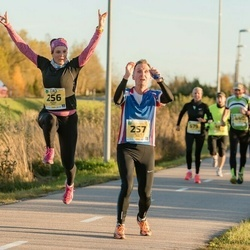 45. Saaremaa kolme päeva jooks - Ingrid Piht (256), Danilo Piht (257)