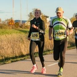 45. Saaremaa kolme päeva jooks - Ahti Lepp (440), Rainer Amur (616), Hedi Vipp (679)