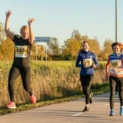 45. Saaremaa kolme päeva jooks - Piret Voogre (129), Kristi Lillemägi (622)