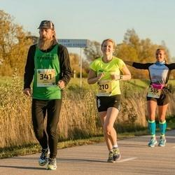 45. Saaremaa kolme päeva jooks - Annika Veisson (210), Arvo Soosalu (341), Mari Helstein (535)