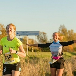 45. Saaremaa kolme päeva jooks - Annika Veisson (210), Mari Helstein (535)