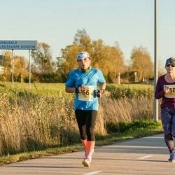 45. Saaremaa kolme päeva jooks - Villu Veel (66), Inge Reiman (458)