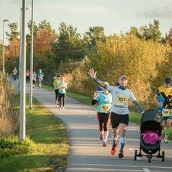 45. Saaremaa kolme päeva jooks - Ivar Vilson (172), Liisi Viljalo (601), Margus Mäll (701)