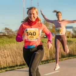 45. Saaremaa kolme päeva jooks - Arge Kuuder (140), Lauren Villmann (285)