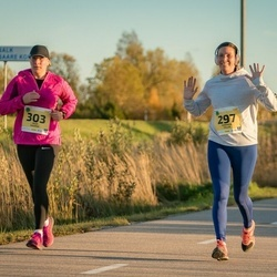 45. Saaremaa kolme päeva jooks - Karmen Talur (297), Seidi Saarna (303)