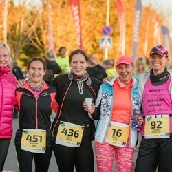 45. Saaremaa kolme päeva jooks - Reena Käo (16), Jaanika Kindlam (92), Tiina Muts (436), Kristin Arm (451)