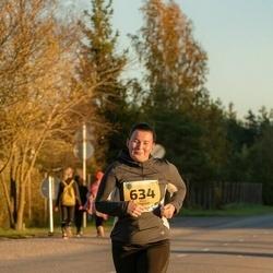 45. Saaremaa kolme päeva jooks - Elli Tänavots (634)
