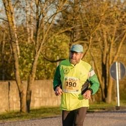 45. Saaremaa kolme päeva jooks - Matti Silber (190)