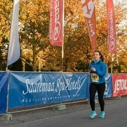 45. Saaremaa kolme päeva jooks - Galina Dakinevitš (581)