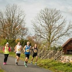 45. Saaremaa kolme päeva jooks - Ilja Nikolajev (2), Ando Õitspuu (9), Jaanus Kallaste (22), Erika Reimann (392)
