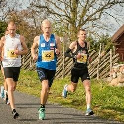 45. Saaremaa kolme päeva jooks - Ilja Nikolajev (2), Ando Õitspuu (9), Jaanus Kallaste (22)