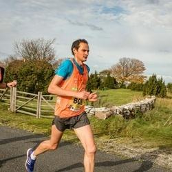 45. Saaremaa kolme päeva jooks - Tõnu Lillelaid (464), Renars Roze (808)