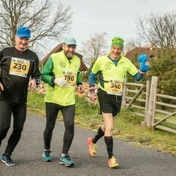 45. Saaremaa kolme päeva jooks - Matti Silber (190), Agur Ostrak (230), Jaan Vehlmann (340)
