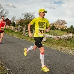 45. Saaremaa kolme päeva jooks - Ranno Erala (526), Kalev Õisnurm (645)