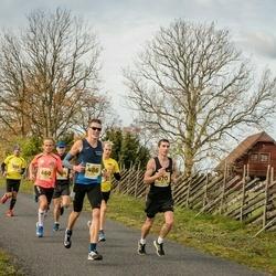 45. Saaremaa kolme päeva jooks - Rain Seepõld (486), Janar Juhkov (660), Janar Mai (670)