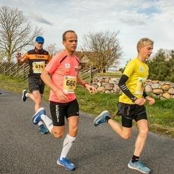 45. Saaremaa kolme päeva jooks - Jürgen Külm (63), Tarvi Tameri (614), Lauri Luik (655), Janar Juhkov (660)