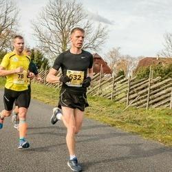 45. Saaremaa kolme päeva jooks - Alari Lumberg (78), Raivo Nõmm (632)