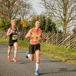 45. Saaremaa kolme päeva jooks - Urmo Kallakas (75), Siim Susi (673)