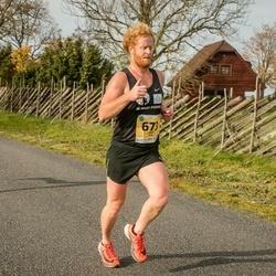 45. Saaremaa kolme päeva jooks - Taavi Kruut (371), Siim Susi (673)