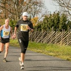 45. Saaremaa kolme päeva jooks - Ago Veilberg (61), Toomas Tarm (72)