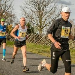 45. Saaremaa kolme päeva jooks - Ago Veilberg (61), Toomas Tarm (72), Peep Jalakas (84)