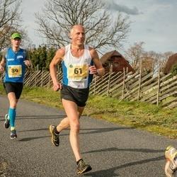 45. Saaremaa kolme päeva jooks - Ago Veilberg (61), Peep Jalakas (84), Priit Ailt (287)