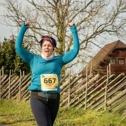 45. Saaremaa kolme päeva jooks - Karoliina Kiik (667)