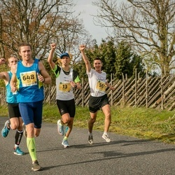 45. Saaremaa kolme päeva jooks - Kristjan Vares (13), Aaron Kais (561), Raigo Saar (648)