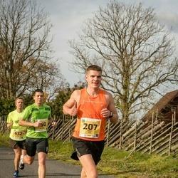 45. Saaremaa kolme päeva jooks - Mart Kivi (207)