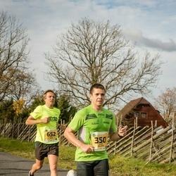 45. Saaremaa kolme päeva jooks - Viljar Vallimäe (350), Renat Vafin (652)