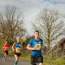 45. Saaremaa kolme päeva jooks - Kristjan Kokk (71), Minna Kuslap (153)