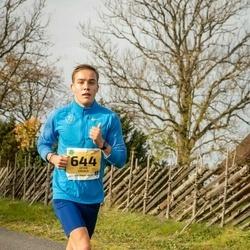 45. Saaremaa kolme päeva jooks - Kevin Ervald (644)