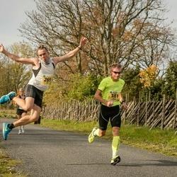 45. Saaremaa kolme päeva jooks - Alar Kaar (269), Urmas Põldre (381)