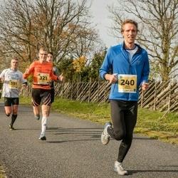 45. Saaremaa kolme päeva jooks - Reigo Roasto (240), Janar Säkk (321)