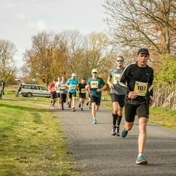 45. Saaremaa kolme päeva jooks - Jaanus Bauman (103)