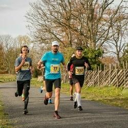 45. Saaremaa kolme päeva jooks - Indrek Tikva (77), Raul Roots (332), Tanel Rasmus Teesalu (640)