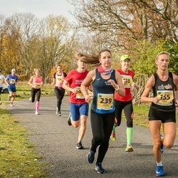 45. Saaremaa kolme päeva jooks - Anne-Ly Palm (155), Laura Maasik (239)