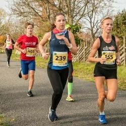 45. Saaremaa kolme päeva jooks - Anne-Ly Palm (155), Laura Maasik (239), Rimo Timm (403)