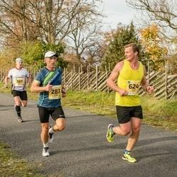 45. Saaremaa kolme päeva jooks - Karre Lauring (283), Jaanus Koval (624)
