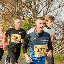 45. Saaremaa kolme päeva jooks - Ott Viirmann (40), Sten Pisang (277)
