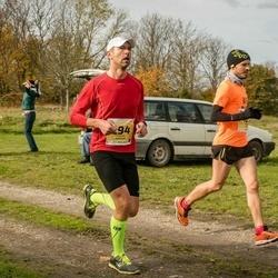 45. Saaremaa kolme päeva jooks - Indrek Ots (161), Harles Paesüld (294)