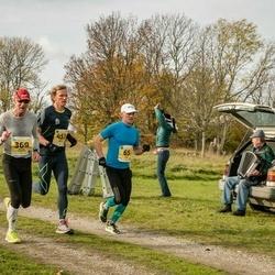 45. Saaremaa kolme päeva jooks - Sulev Lokk (65), Peeter Vennikas (369), Kaupo Tiislär (453)